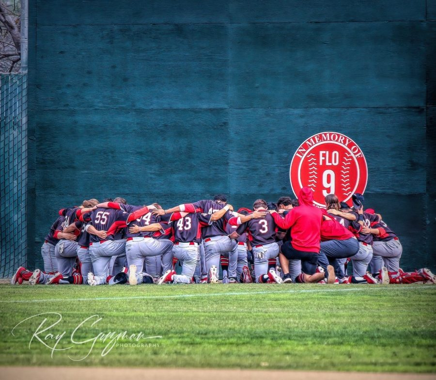 Photo courtesy: Ron Scott, head coach of Fresno City College's baseball team