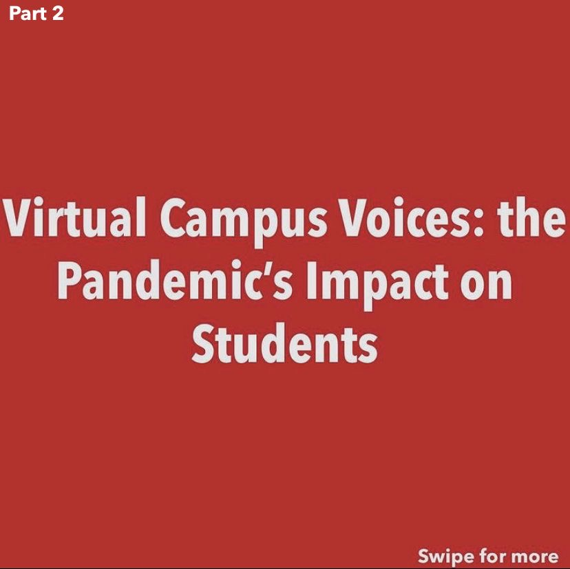Virtual Campus Voices: the Pandemic's Impact on Students Part 2