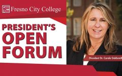 On Thursday Aug. 19, Fresno City College President Carole Goldsmith held the second open forum of the fall 2021 semester.