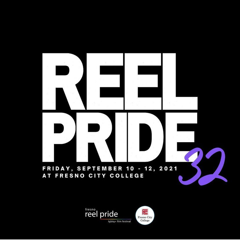 Fresno Reel Pride is Coming to Fresno City College on Sept. 10 and 11. Image courtesy: Fresno Reel Pride Instagram
