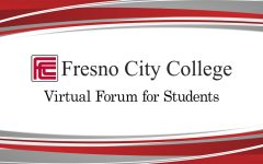 Image from Fresno City Colleges email to students about open forum on Oct. 1.